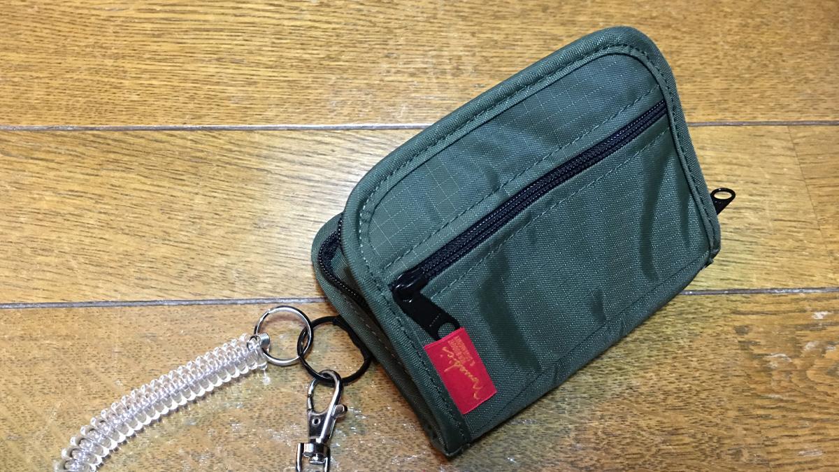 ノーマディック 財布