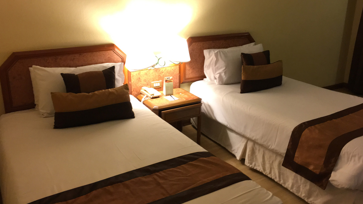 センタラ ドゥアンタワン ホテル チェンマイ