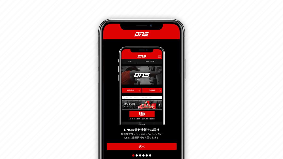 DNS アプリ