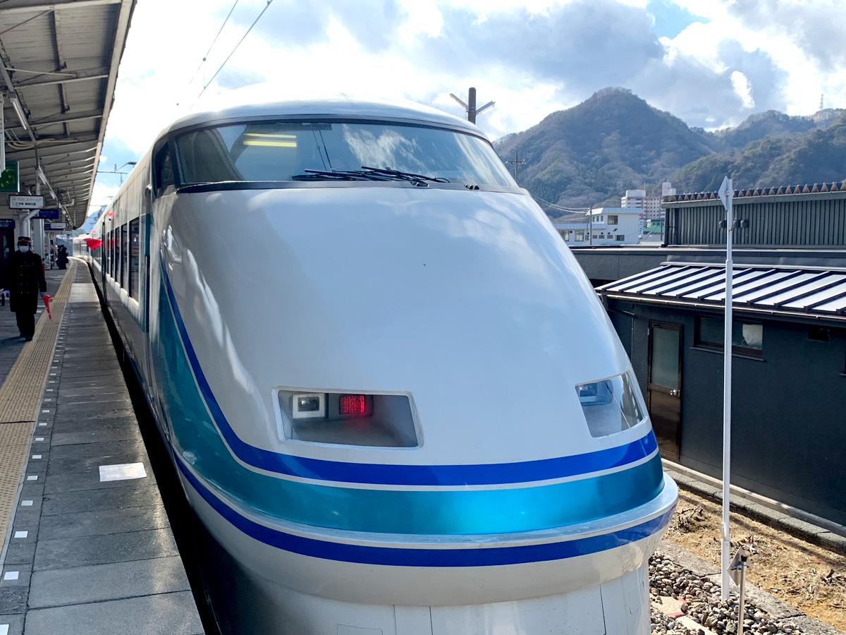 1泊2日鬼怒川旅行 スペーシア