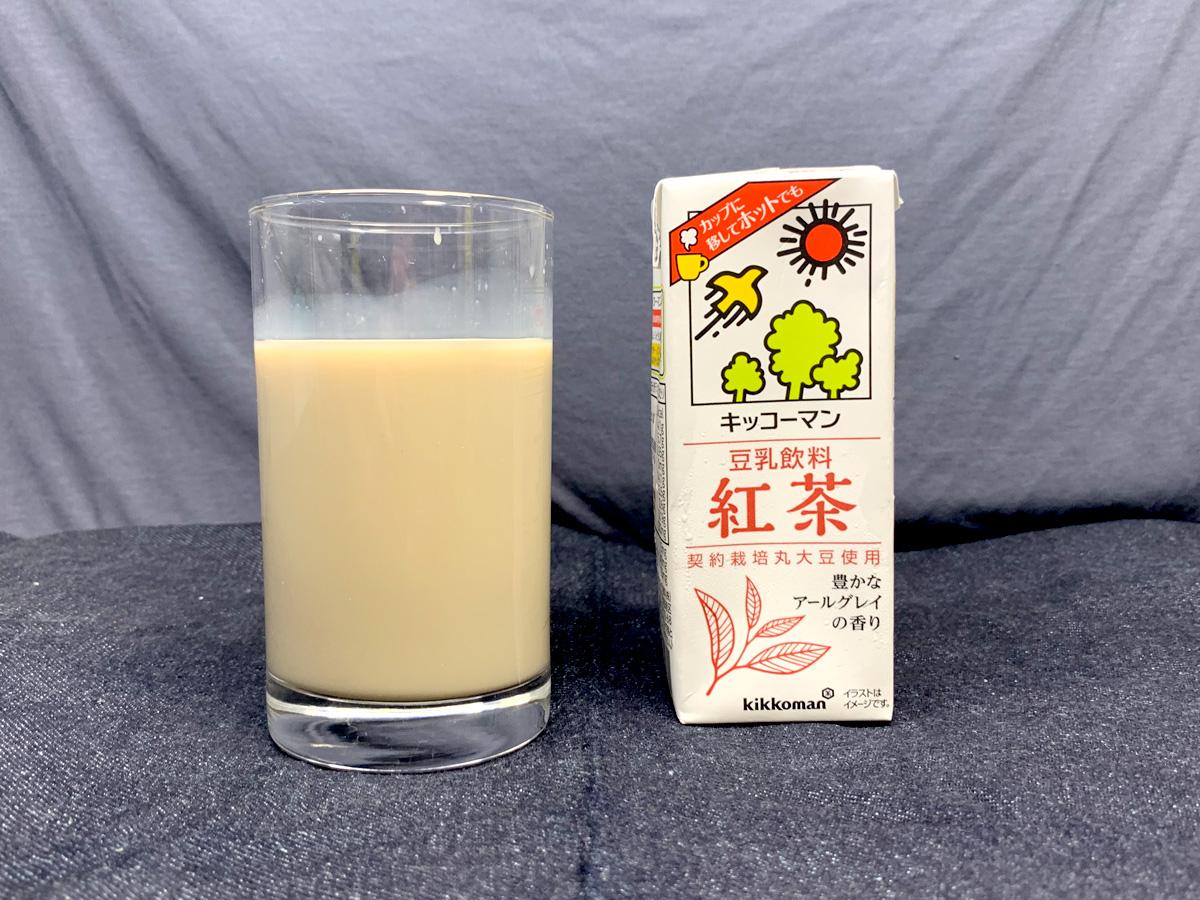 キッコーマン 豆乳飲料 紅茶