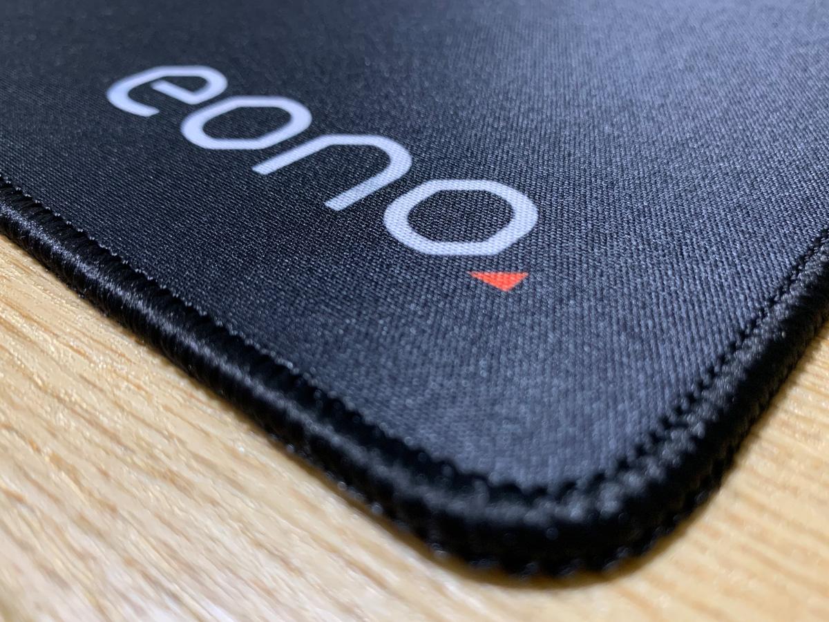 Amazonブランド Eono(イオーノ) マウスパッド 大型 表面